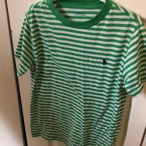 Other - Striped polo T-shirt
